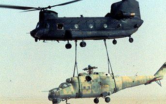 Operacja Mount Hope III - czyli jak Amerykanie zdobyli Mi-25 w Czadzie