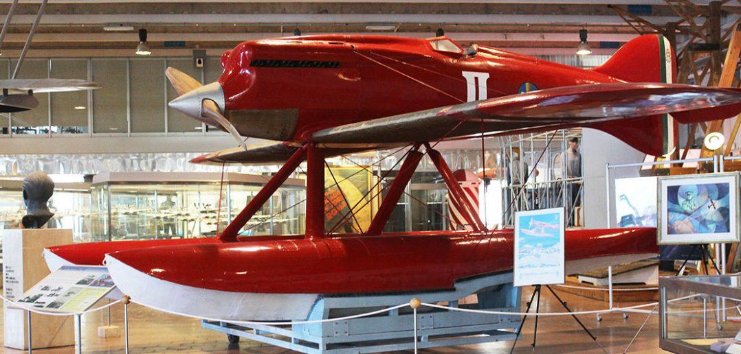 Macchi M.39 - zdobywca Pucharu Schneidera 1926