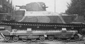 Japońskie czołgi wielowieżowe Type 91 i Type 95