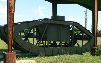 """Skeleton Tank - amerykański """"czołg szkieletowy"""""""