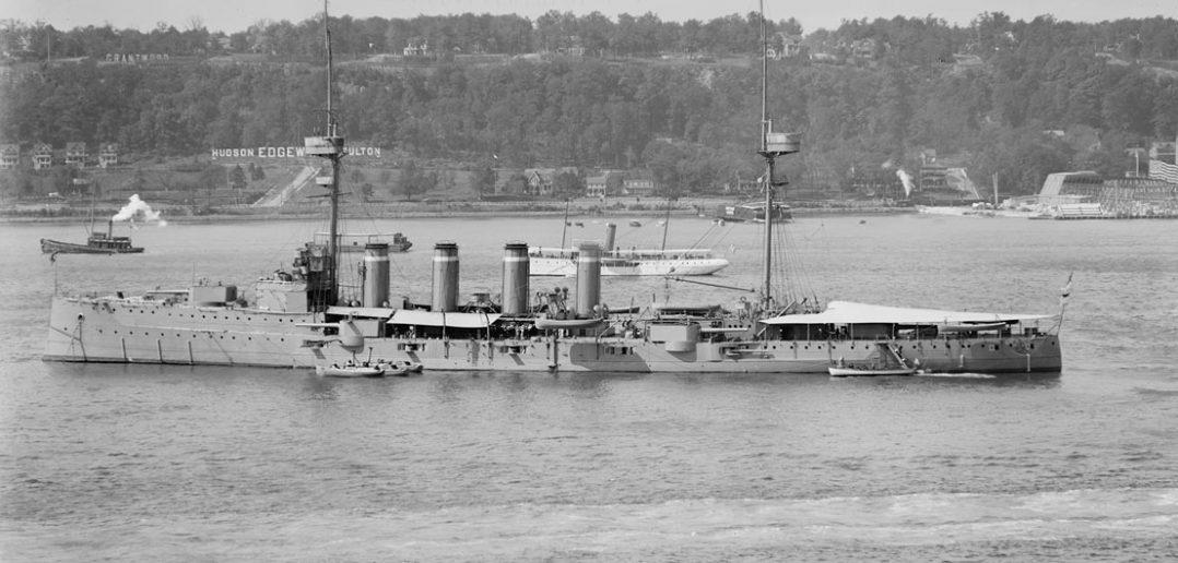 Krążowniki pancerne typu Duke of Edinburgh