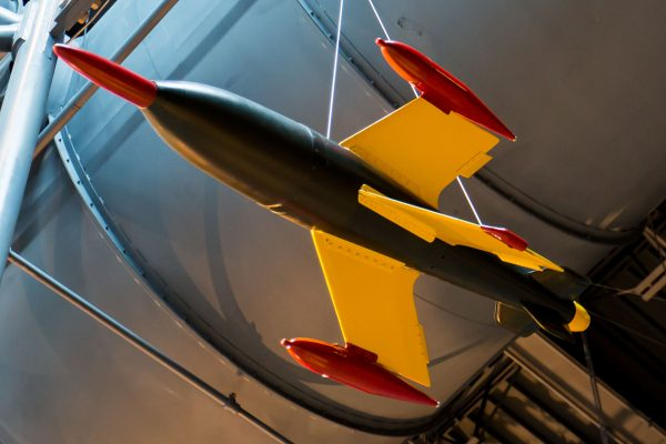 Ruhrstahl X-4 (fot. Balon Greyjoy)