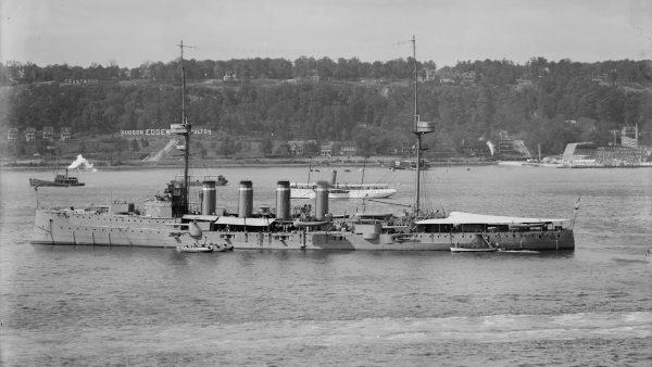 HMS Duke of Edinburgh