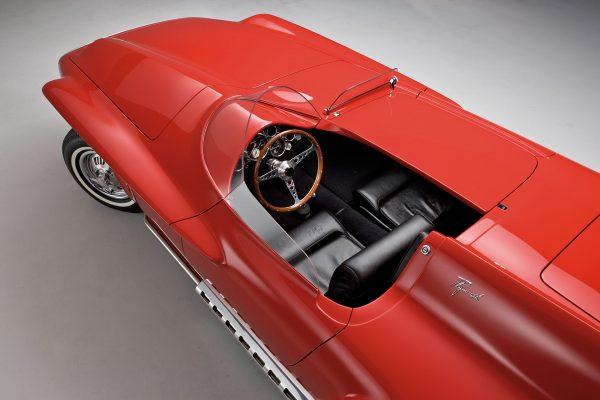 Plymouth XNR (fot. Shooterz.biz/RM Auctions)