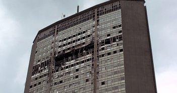 Pirelli Tower - (prawie) włoski 9/11