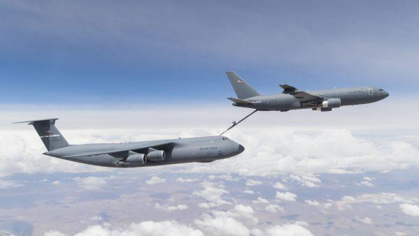 Lockheed C-5 Galaxy (fot USAF)