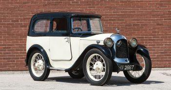 Austin 7 - samochód, który zmotoryzował Wielką Brytanię