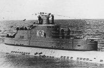 Radzieckie podwodne krążowniki typu K
