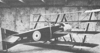 Armstrong Whitworth F.K.10 - czteropłatowiec z I wojny światowej