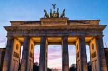 Brama Brandenburska - symbol Berlina