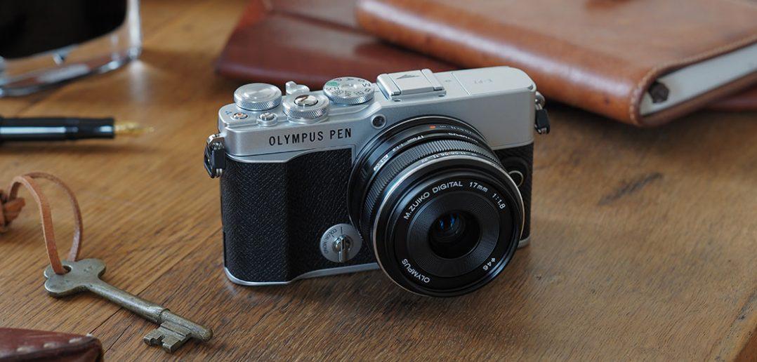 Nowy Olympus PEN E-P7 i M.Zuiko Digital ED 8-25mm F4.0 PRO